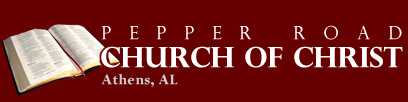 Pepper Road Church of Christ